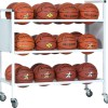 Double Wide 24 Ball Cart