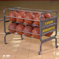 Lockable Ball Cart