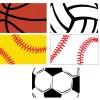Sport Ball Towels