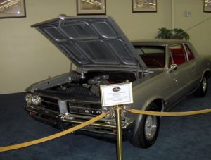 Pontiac Tempest GTO 1964 года