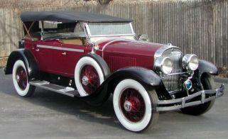 1927 Cadillac 314 Phaeton