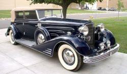 1933 Cadillac V16