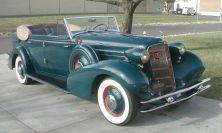 1934 Cadillac V8