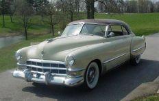 1949 Cadillac 62 Coupe de Ville