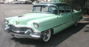 1955 Cadillac 60 Special Fleetwood