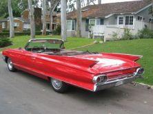 1961 Cadillac 62 Convertible