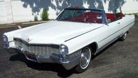 1965 Cadillac De Ville Convertible