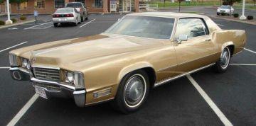 1970 Cadillac Fleetwood Eldorado