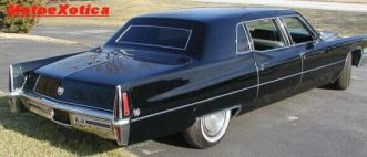 1970 Cadillac Fleetwood limousine_2
