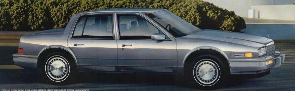 1988 Cadillac Seville
