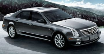 2007 Cadillac SLS