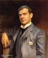Dmitry Medvedev (Дмитрий Медведев)