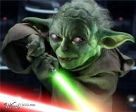 Gollum Yoda