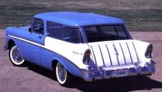 1Chevrolet Bel Air Nomad '1956