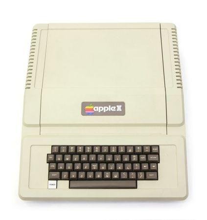 1977 год: Apple II
