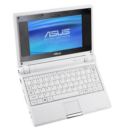 2007 год: Asus Eee PC