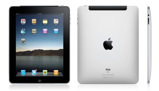 2010 год: Apple iPad