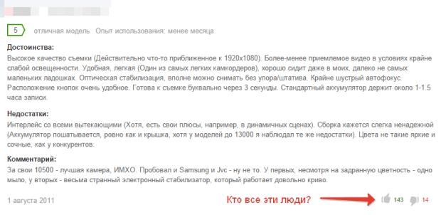 2015-05-02 00-04-11 Отзывы покупателей PanasonicHDC-SD40—Видеокамеры— Яндекс.Маркет – Yandex