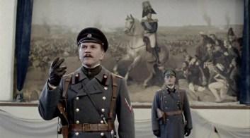 Полковник Малышев
