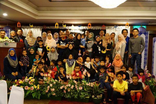 Family Day KBBA9 2017 : Terima Kasih De Rhu Beach Resort