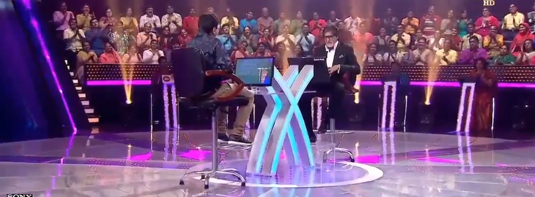 kbc poem on the set best moments