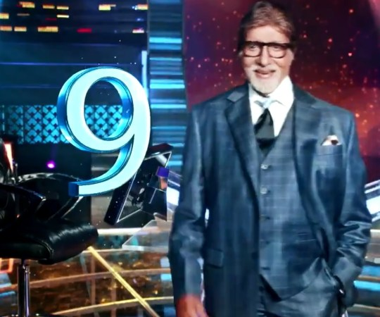 The wait is over! Amitabh Bachchan is back with the new season of KBC