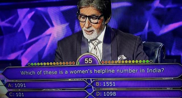 women helpline number