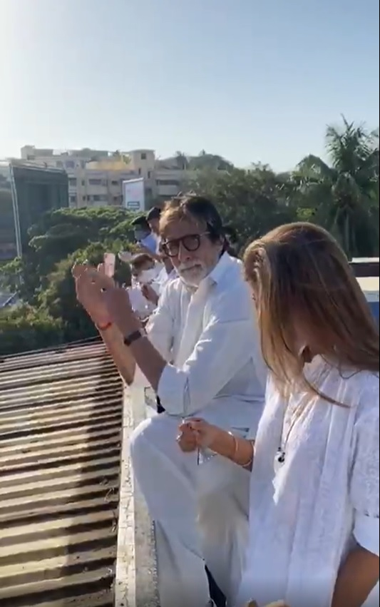 #JanataCurfew an unbelievable success Historic .. we are ONE .. and we have WON !