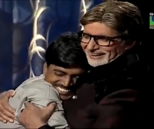 Watch Sushil Kumar – First 5 Crore Winner on the set of KBC