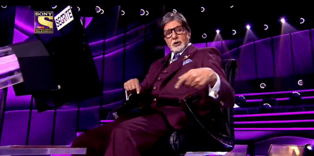 Do gaz doori hai KBC12 ke set pe bhi zaroori – Starting from 28th September