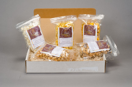 5-flavor Sample Pack