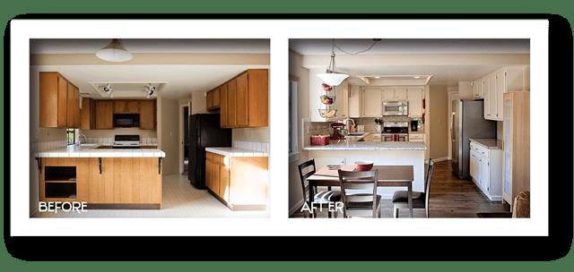 kitchen remodel modesto, CA