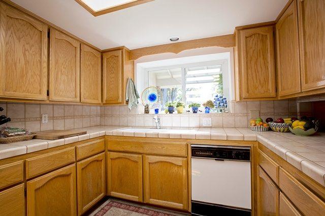 kitchen remodel in Modesto.