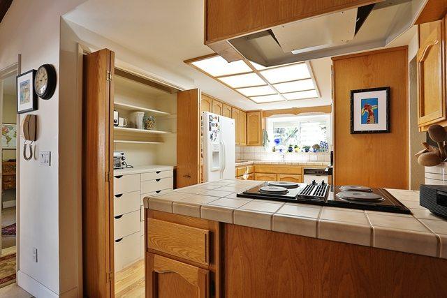 old school kitchen remodel.