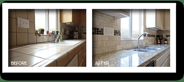 kitchen renovation in Turlock.
