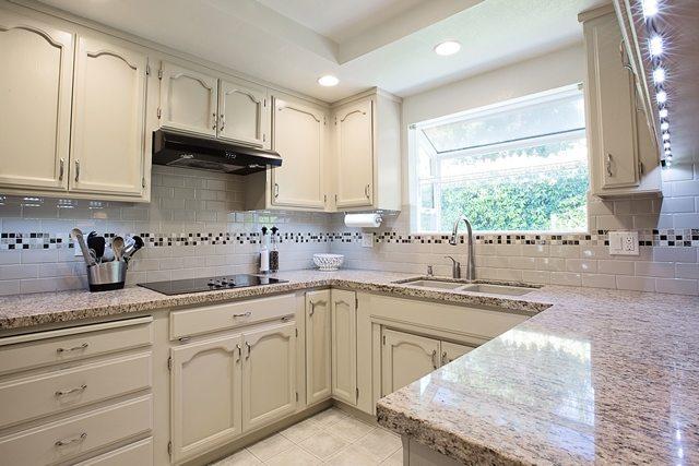 kitchen remodel in Ripon.