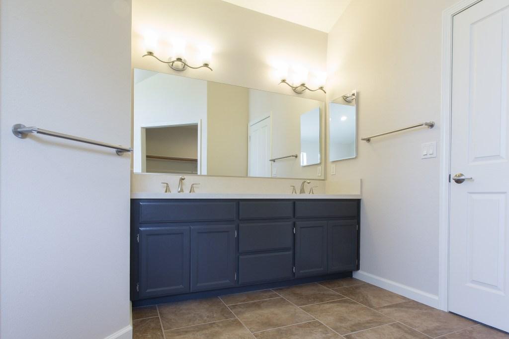 Yosemite Blvd, La Grange bathroom remodel.