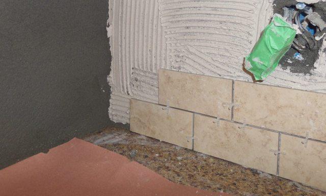 Drying Tiles.