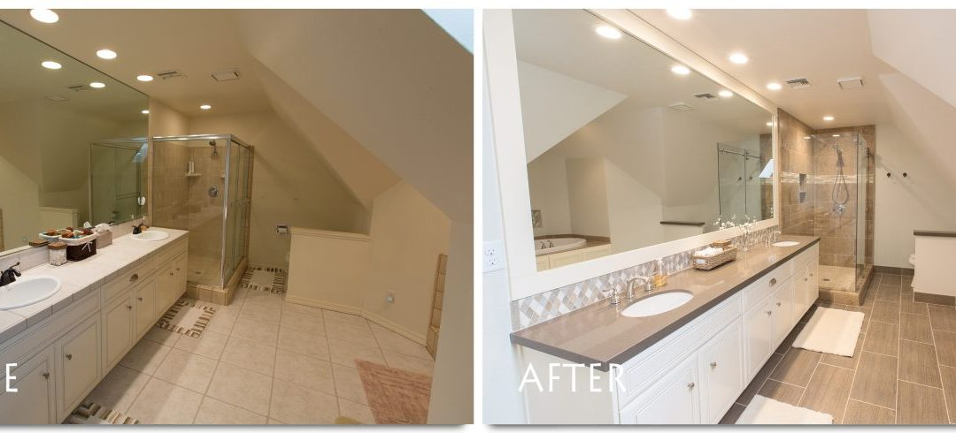 Bathroom Remodel Complete – bathCRATE Countryview Drive, Modesto Guest Bathroom