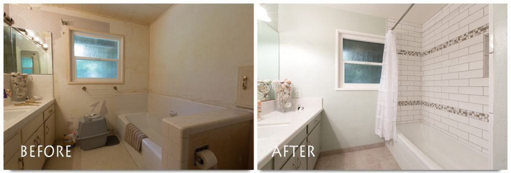 Bathroom Remodel in Livingston