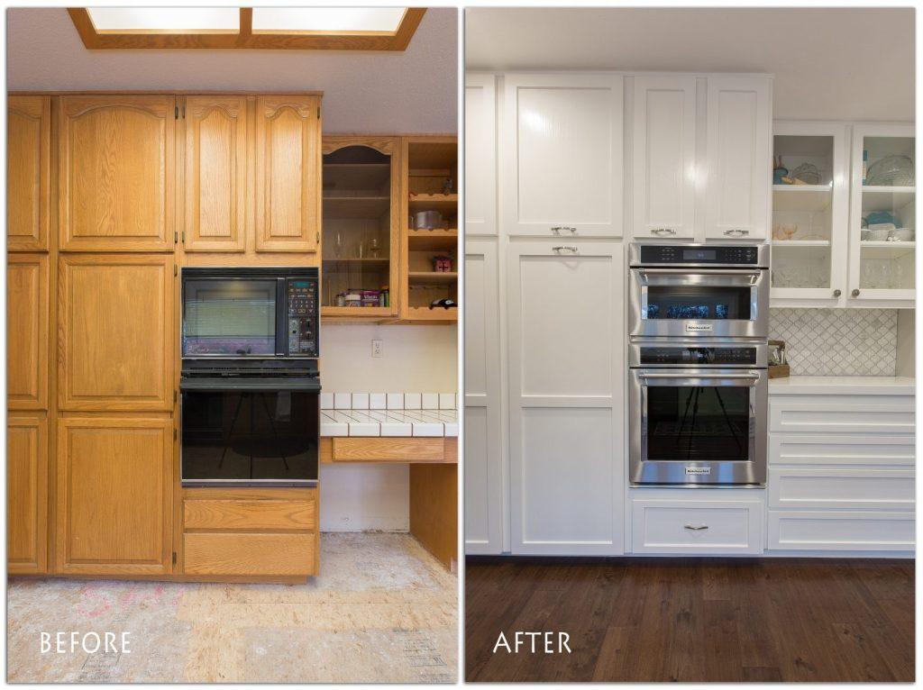 custom kitchen cabinet kitchen remodel.