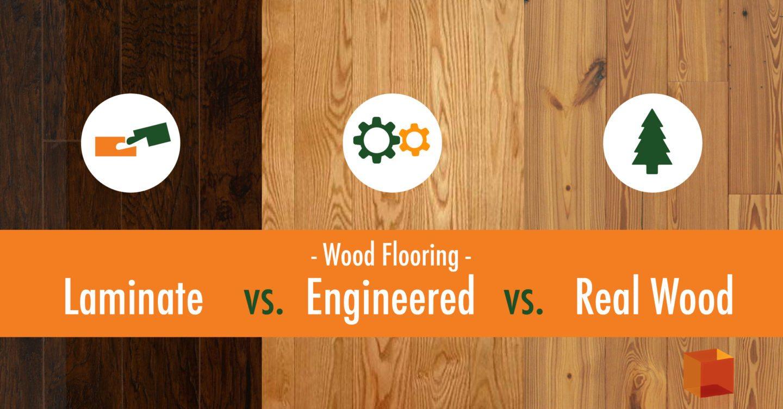 Laminate Engineered Wood Real Wood Flooring what\u0027s the difference? & Laminate Engineered Wood Real Wood Flooring what\u0027s the difference ...