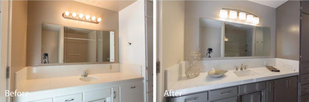 Bathroom Renovation In Modesto Bathcrate Shoemake Avenue