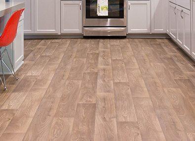 Affordable Vinyl flooring.