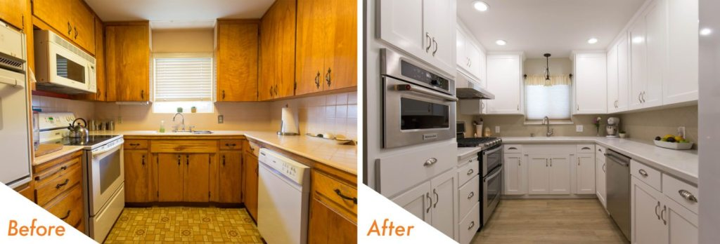 Turlock kitchen remodel.