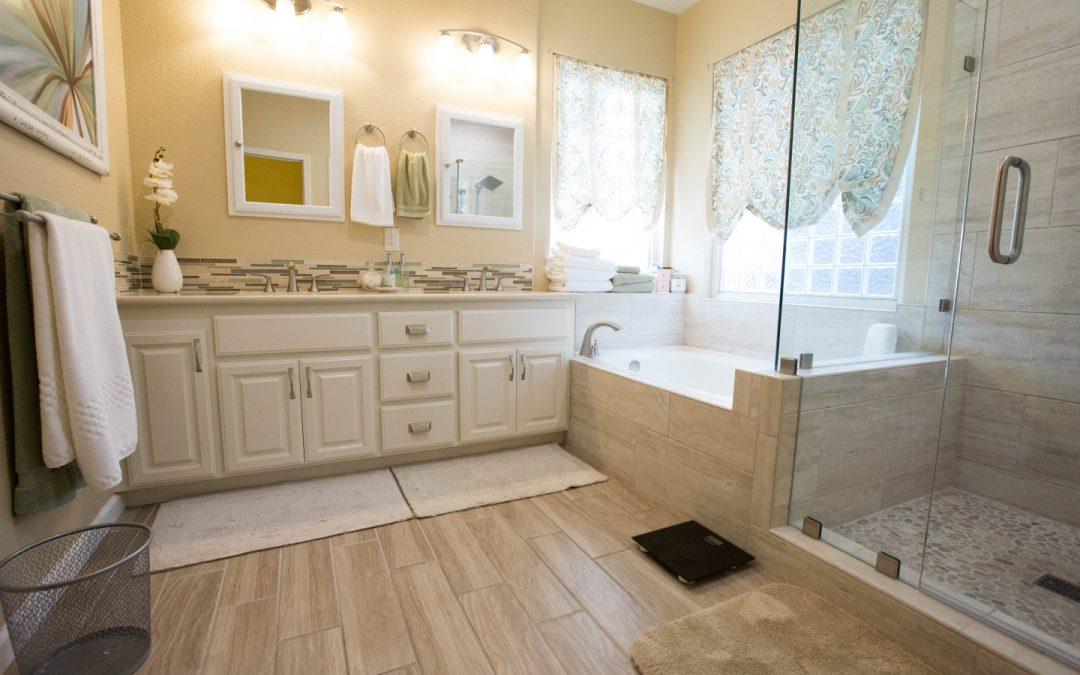 BathCRATE McKenna Drive II in Turlock, CA Complete!