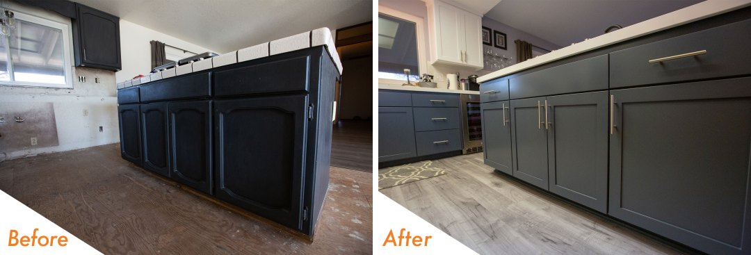 Beautiful Custom Cabinets