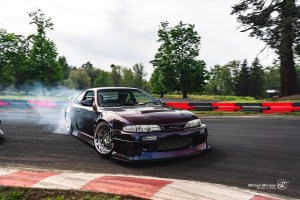Nissan 240SX S14, by chickflick33