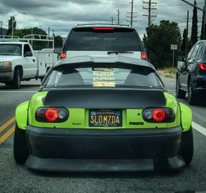 Mazda Miata NA, by lotta_mzda