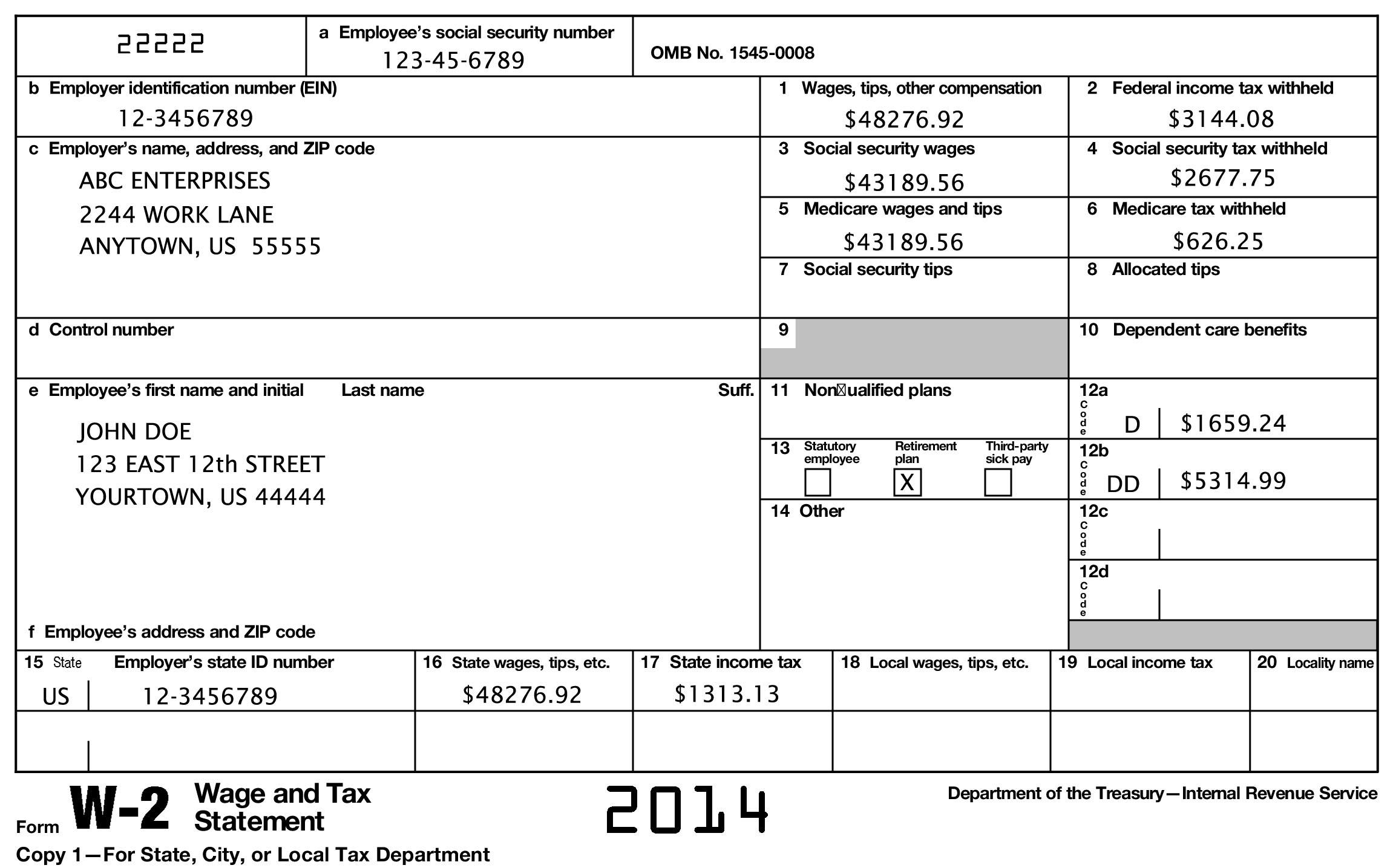 Tax Tip Kbenservices